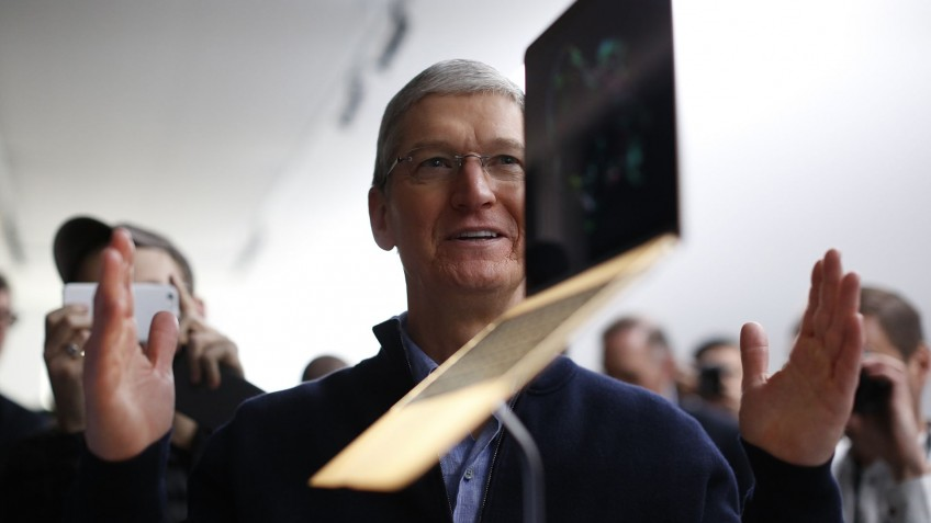 Продукция Apple: расставания, улучшения, обещания