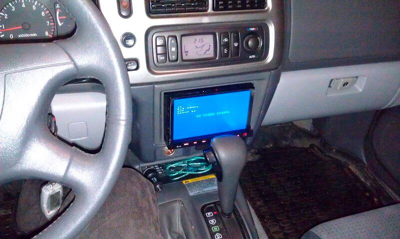 Автомобильные компьютеры на базе Android