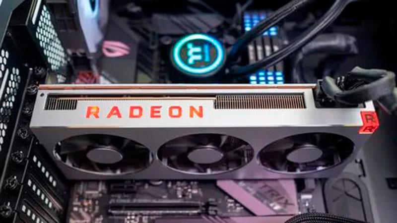 Прощай, Radeon VII