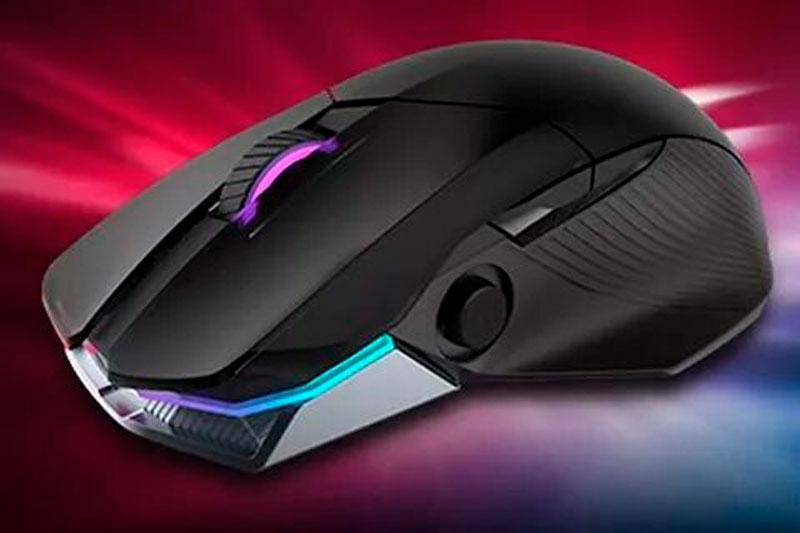ASUS выпустила игровую мышь ROG Chakram