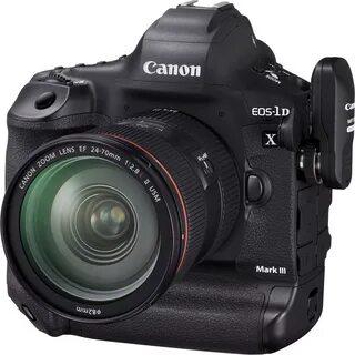 Компания Canon: эволюции EOS-1D – быть!