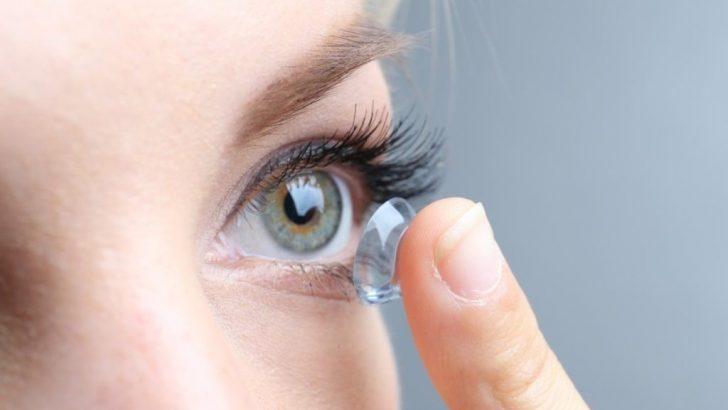 Секрет идеального зрения — линзы
