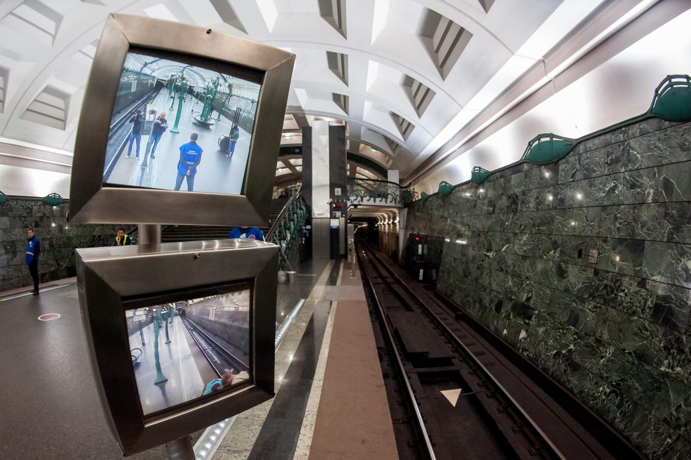 Камеры с распознаванием лиц в метрополитене Москвы будут установлены к сентябрю 2020
