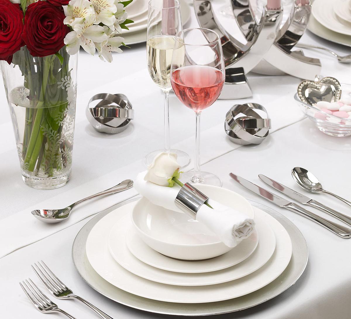 Сервировка стола к ужину - какой она должна быть, чтобы ...