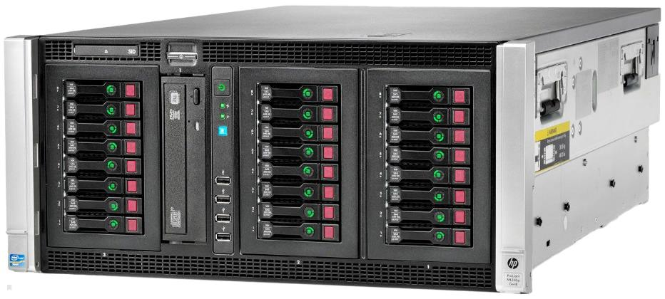 Почему HP Proliant являются лидерами на рынке серверов?