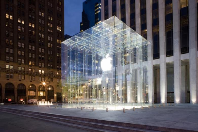 Серверы Apple не выдержали нагрузки 25 декабря
