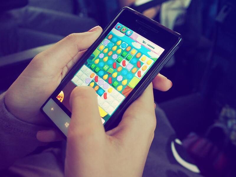 Играем в знаменитые игры со смартфона