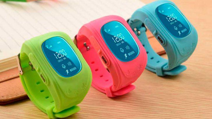 Детские GPS-часы – всё под контролем!