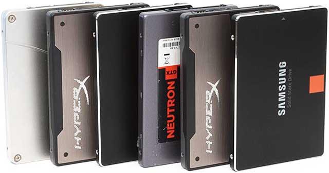 Тонкая настройка SSD диска