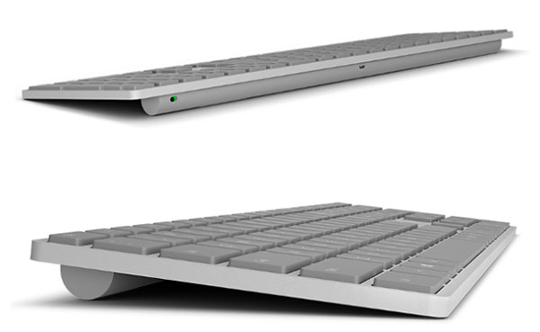 Новая клавиатура Microsoft Modern Keyboard с поддержкой Windows Hello