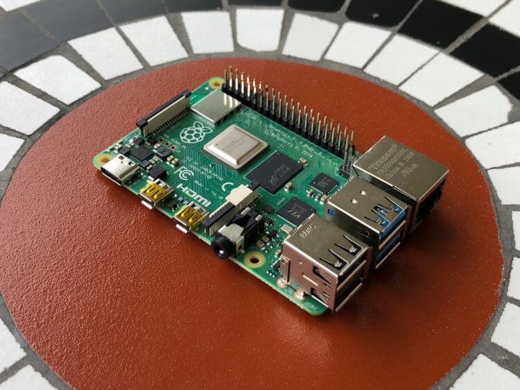 Семейство миниатюрных компьютеров радует пополнением – Raspberry Pi 4